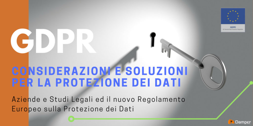 evento gdpr protezione dati