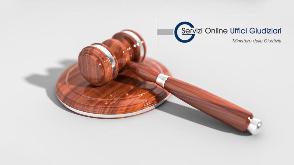 pst giustizia monitor comunicazioni